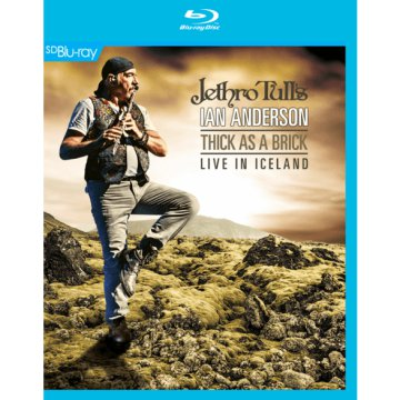 Thick As A Brick - Live In Iceland Blu-ray