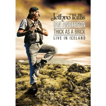 Thick As A Brick - Live In Iceland DVD