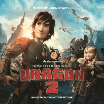How To Train Your Dragon 2 (Így neveld a sárkányodat 2.) LP