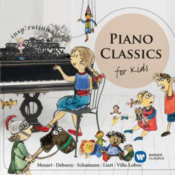 Piano Classics for Kids CD