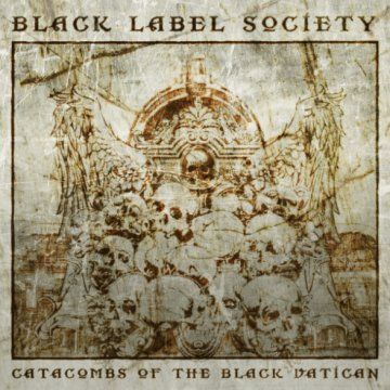 Catacombs of The Black Vatican LP