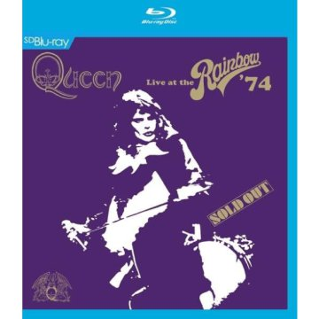 Live At The Rainbow '74 Blu-ray