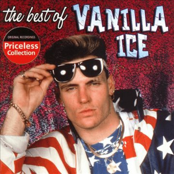 The Best of Vanilla Ice CD