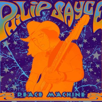 Peace Machine CD