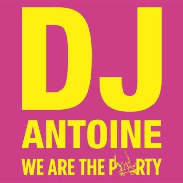 We Are The Party CD