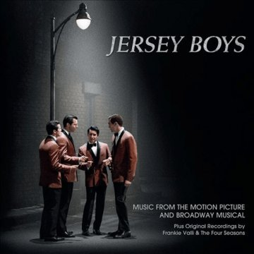 Jersey Boys - Music from the Motion Picture and Broadway Musical (Fiúk Jerseyből) CD