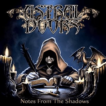 Notes From the Shadows CD