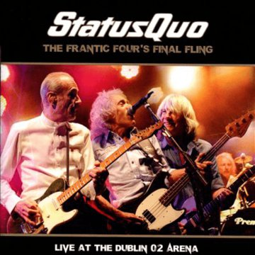 The Frantic Four's Final Fling - Live at the Dublin O2 Arena CD+Blu-ray