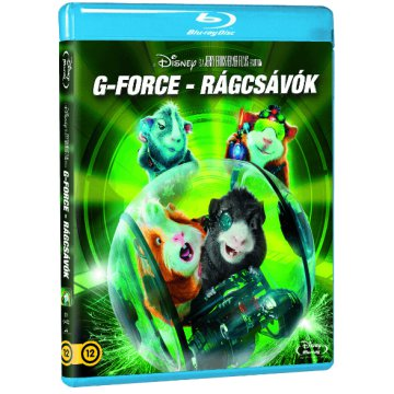G-Force - Rágcsávók Blu-ray