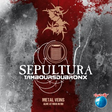 Metal Veins – Alive At Rock In Rio CD