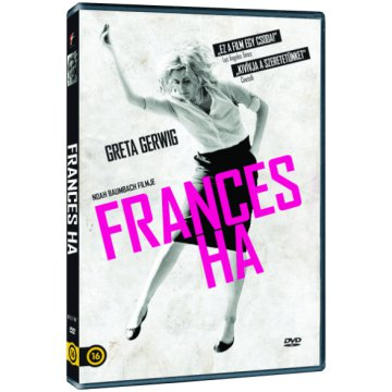 Frances Ha DVD