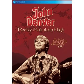 Rocky Mountain High - Live In Japan 1981 DVD