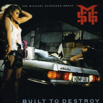 Built To Destroy CD
