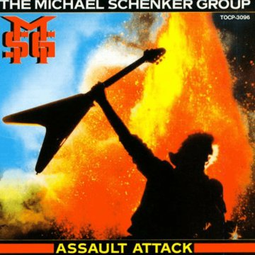 Assault Attack (Remastered) CD