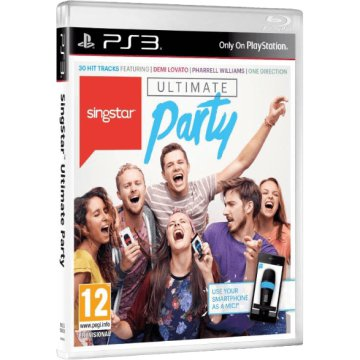 Singstar: Ultimate Party PS3