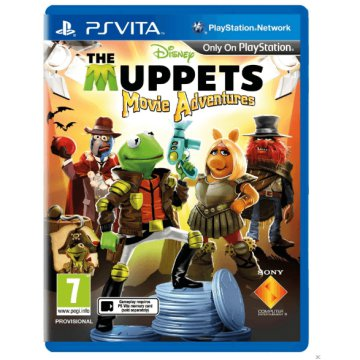 The Muppets: Movie Adventure PSV