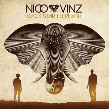 Black Star Elephant CD
