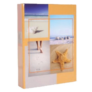 10605 Seashells memo album 10x15