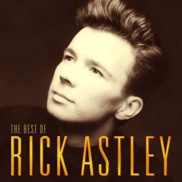 The Best Of Rick Astley CD
