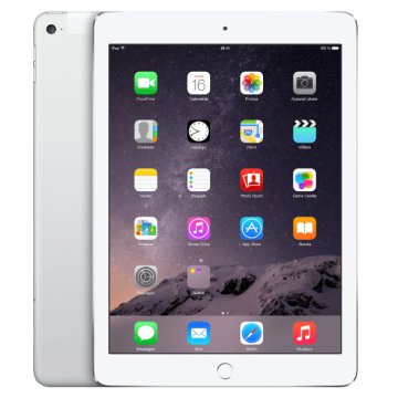 iPad Air 2 Wifi 128GB + 4G ezüst (mgwm2hc/a)