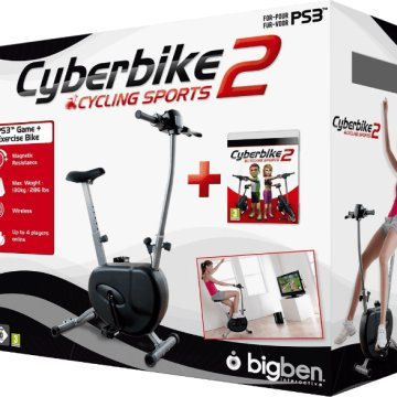 Cyberbike 2 - Cycling Sports PS3 + Cyberbike PlayStation 3
