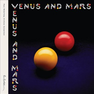 Venus And Mars (Remastered) CD