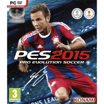 Pro Evolution Soccer 2015 (Day 1 Edition) PC
