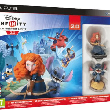 Infinity 2.0 Toy Box Combo Pack PS3