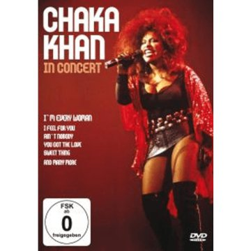 In Concert 2007 - I'm Every Woman DVD