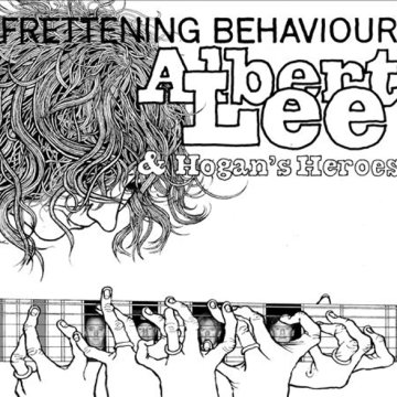 Frettening Behaviour CD