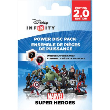 Infinity Eu 2 Power Disks Wave 2 pack