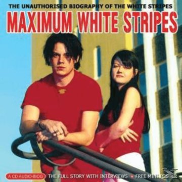Maximum White Stripes CD