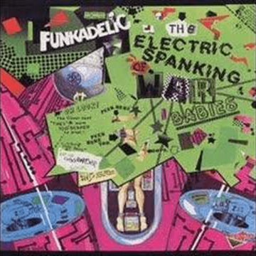 The Electric Spanking Of War Babies CD