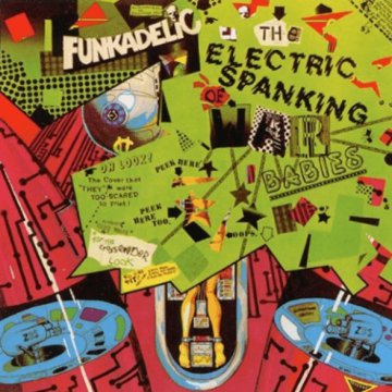 The Electric Spanking Of War Babies (2014) CD
