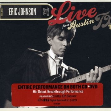 Live From Austin Tx '84 CD+DVD