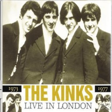 Live In London 1973-1977 CD