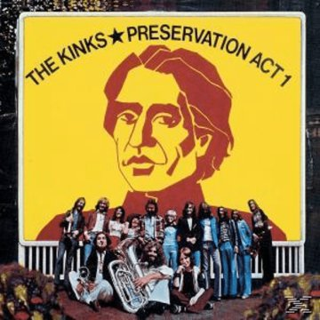 Preservation - Act 1 CD