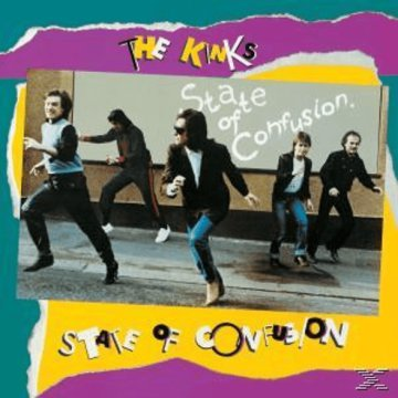 State Of Confusion CD