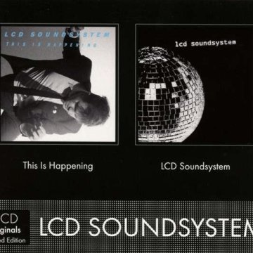 This Is Happening - LCD Soundsystem CD