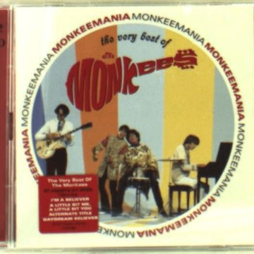Monkeemania - Very Best Of CD
