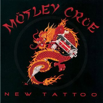 New Tattoo CD