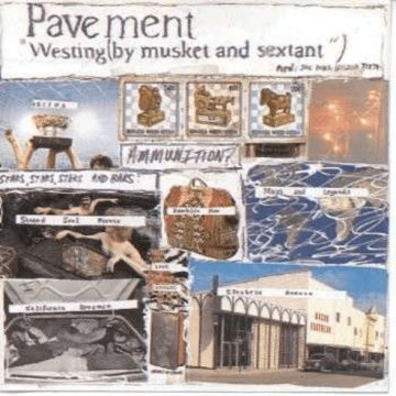Westing By Musket And Sextant CD