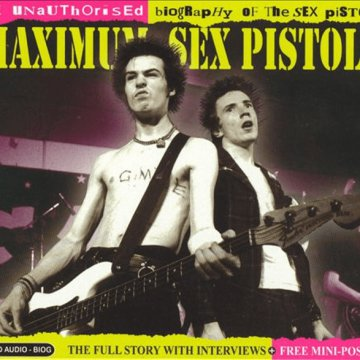 Maximum Sex Pistols CD