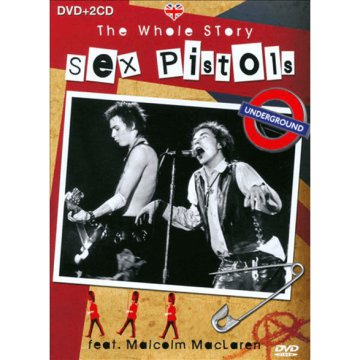 The Whole Story DVD+CD