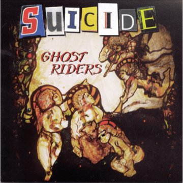 Ghost Riders CD