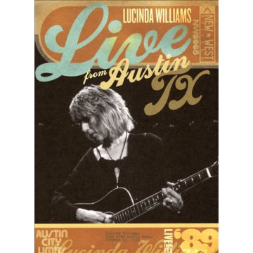 Live from Austin TX - Austin City Limits '89 DVD
