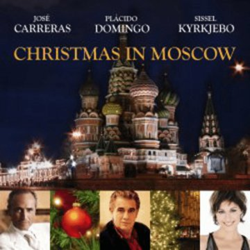 Christmas in Moscow CD