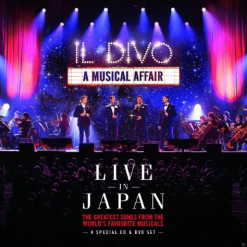 A Musical Affair - Live in Japan CD+DVD