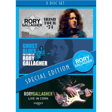 Irish Tour '74 - Ghost Blues - Live In Cork (Special Edition) DVD