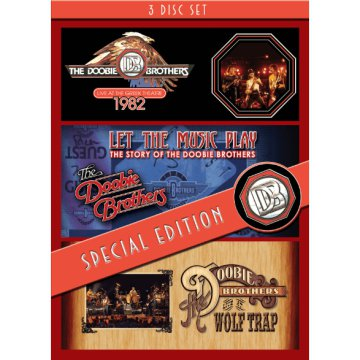 Live At The Greek Theatre 1982 - Let The Music Play - Wolf Trap (Special Edition) DVD